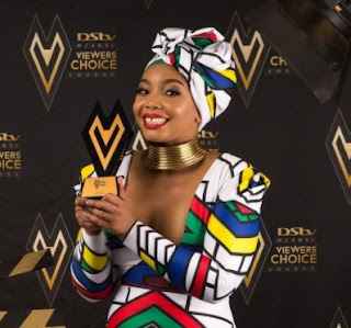 Full List of winners from DSTV's Mzansi Viewers' Choice Awards in South Africa
