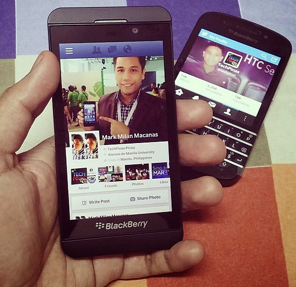 BlackBerry Z10, BlackBerry Q10, BlackBerry 10
