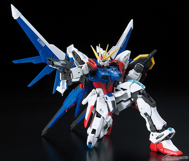 RG #23 1/144 Build Strike Gundam Full Package - Release Info, Box art and Official Images