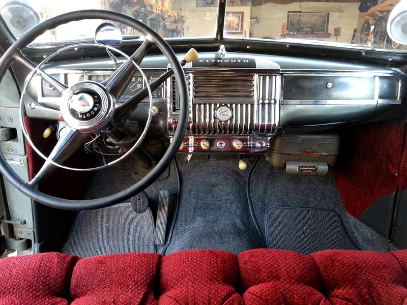 C10 Wiring Harness Rodcitygarage 1946 Plymouth