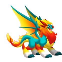 Glowppy Dragon
