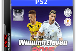 PES 2015 MODERN PATCH PS2 DOWNLOAD