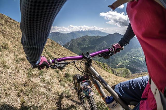 mountianbike touren trails tracks gardasee