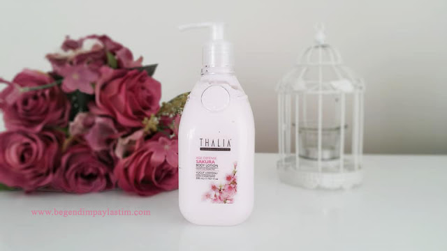 Thalia Natural Sakura Serisi-Yaşlanma Karşıtı Vücut Losyonu