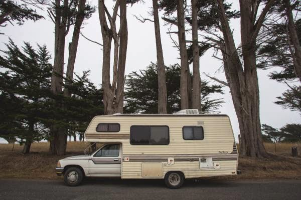 Used Rvs 1989 Toyota Seabreeze Rv Motorhome For Sale By Owner