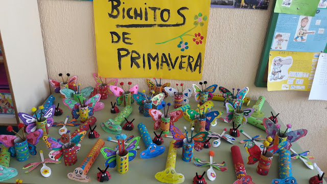 BICHITOS DE PRIMAVERA