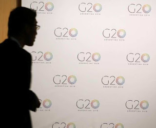 Five key moments from the G20 summit