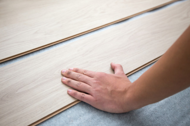 Remove Scratches From Laminate Floor