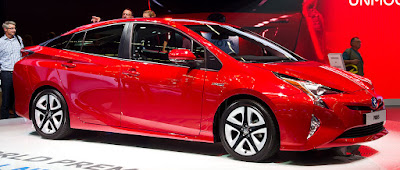 Toyota Prius First, Second, Third, Fourth Generation and Next Up to 2016
