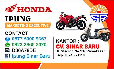 Harga-Motor-Honda-Pamekasan