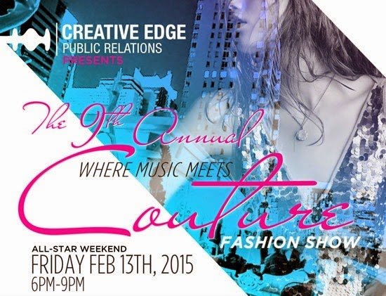 Where Music Meets Couture Fashion Show