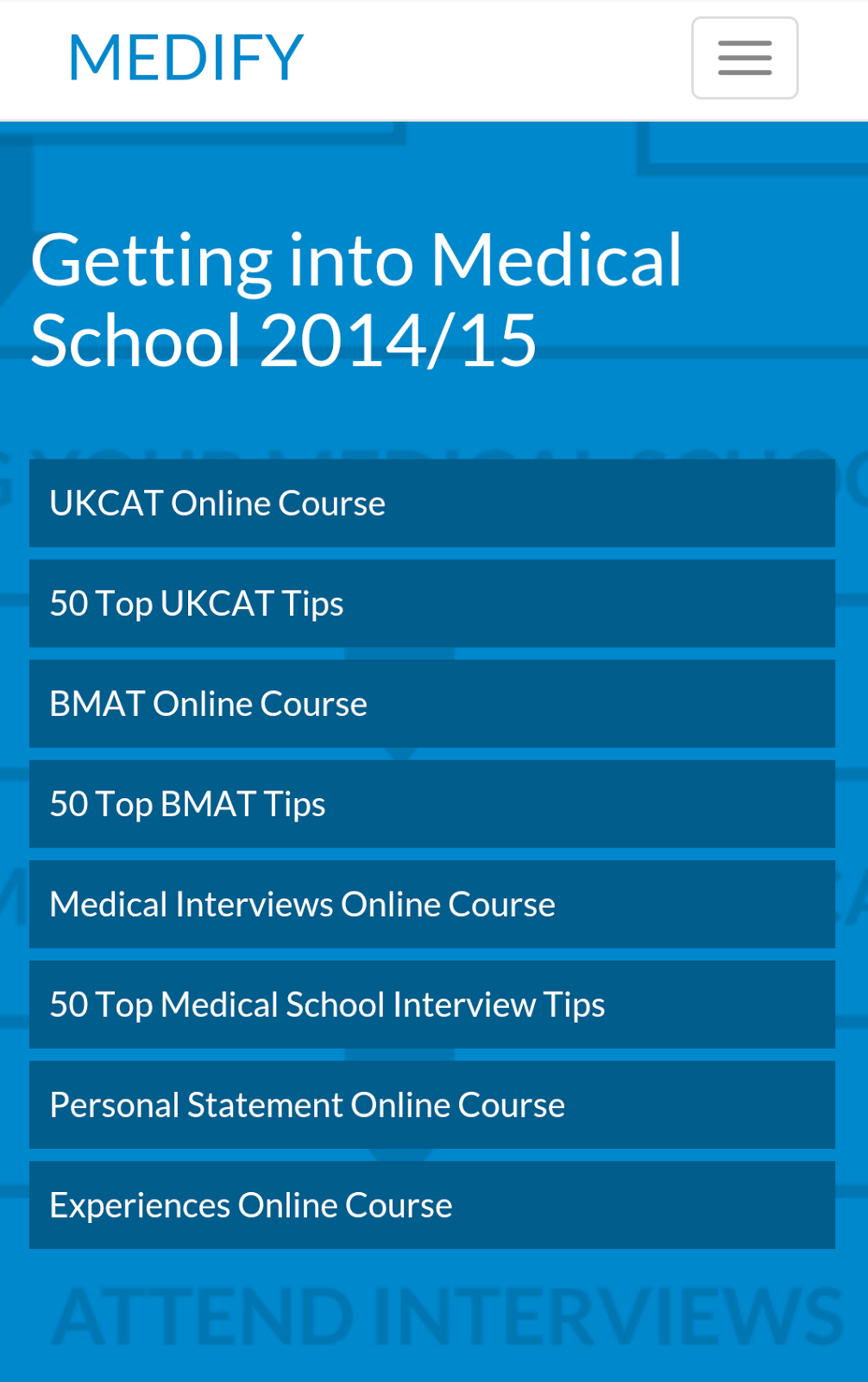 Review: Medify UKCAT