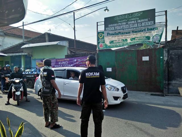 DE7aqmOVYAAUiIF - Dijaga KOKAM, Pengajian Ust. Felix Siauw Berjalan Lancar: Terima Kasih Muhammadiyah!