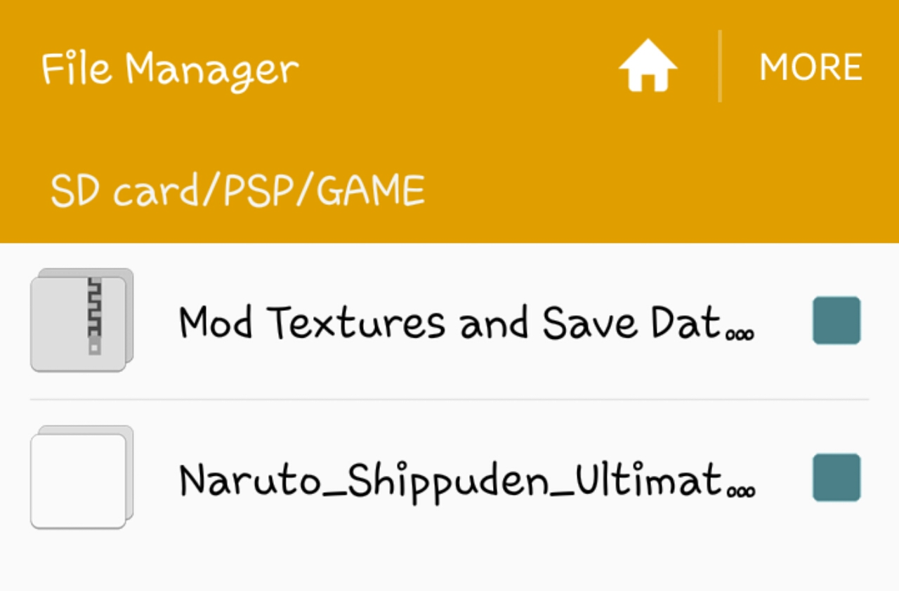 download save data naruto ultimate ninja impact iso