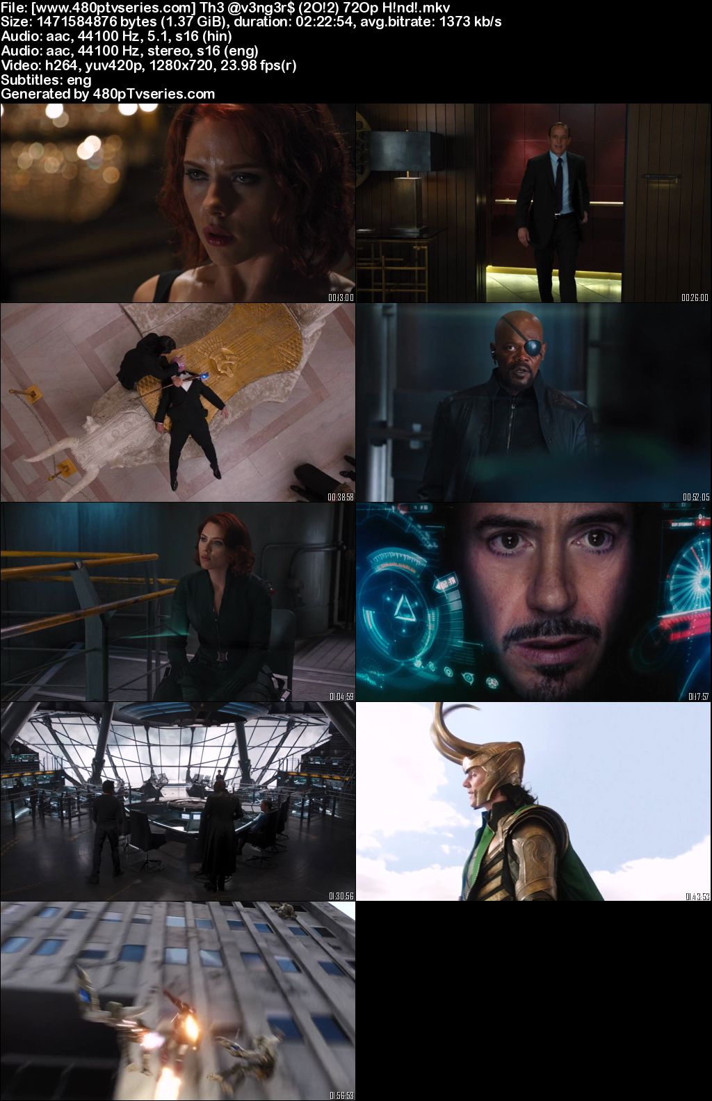 Download The Avengers (2012) Full Hindi Dual Audio Movie Download 720p Bluray Free Watch Online Full Movie Download Worldfree4u 9xmovies
