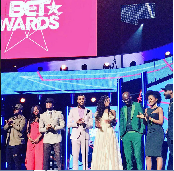 Exclusive Photos From The Bet Awards 2016 In Atlanta Georgia