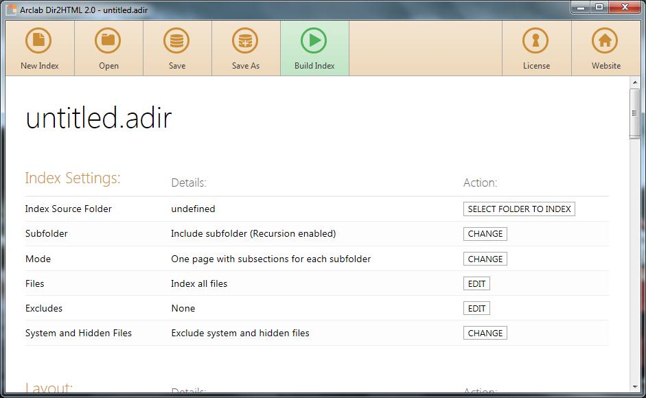 Arclab Dir2HTML 2.0 + Patch