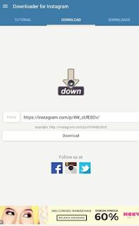 Cara Mengambil Video Dan Foto Instagram Di Android