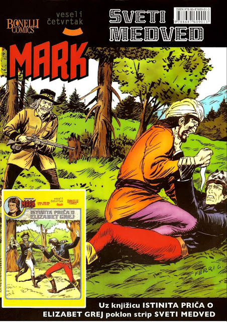 Sveti Medved - Veseli Cetvrtak (Special) - Komandant Mark