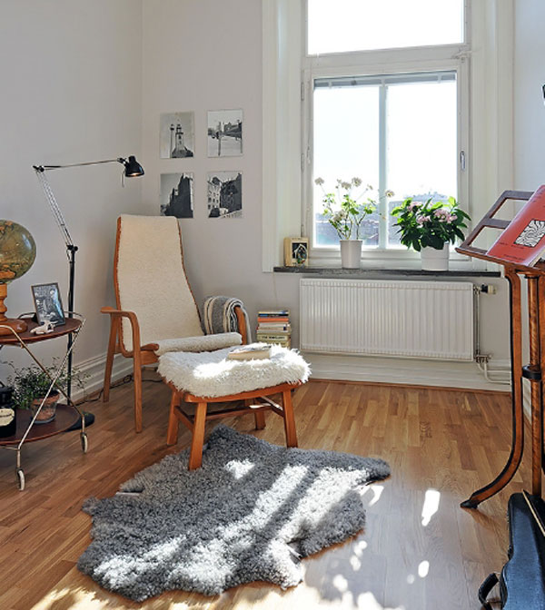 Bedroom Reading Corner Ideas: Modern Furniture: Reading Corner Design Ideas For Small Space