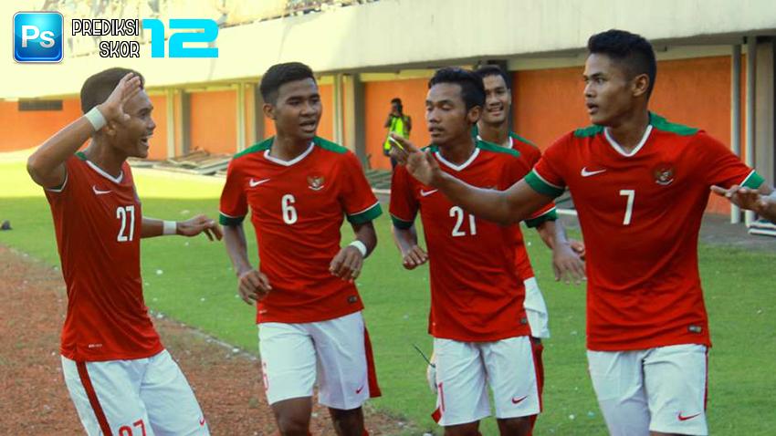 Prediksi skor Indonesia vs Cambodia U19 20 September 2016