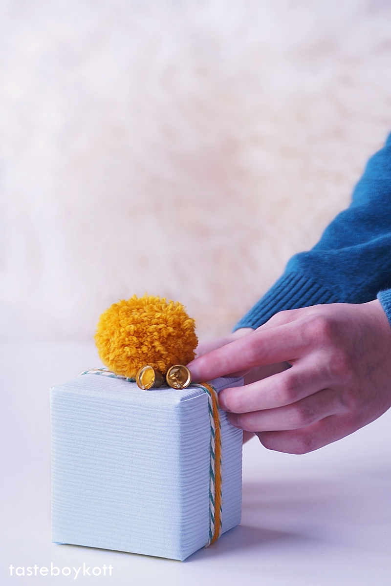 Creative DIY Christmas Gift Wrapping Ideas | Tasteboykott