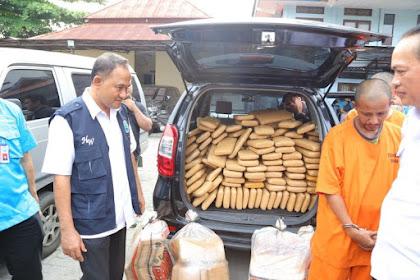 Ancaman Hukuman Matee, Hana Jadeh Meuuroe Raya Gara-Gara 300 Kilo Ganja