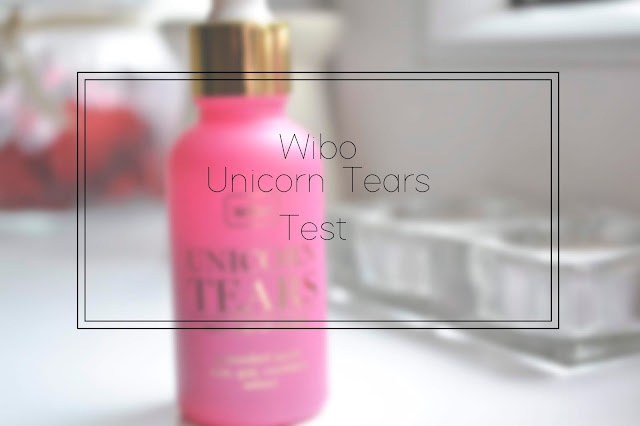 Wibo Unicorn Tears Test