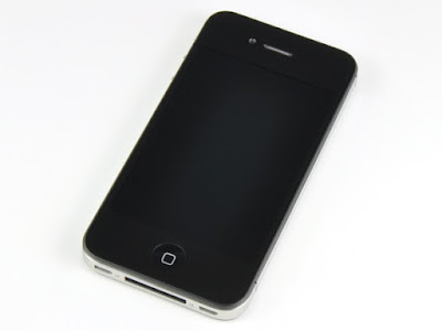 mẹo thay mặt kính iphone 4