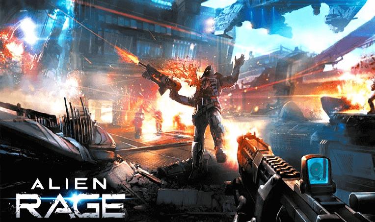 تحميل لعبة Alien Rage Unlimited برابط مباشر وحجم صغير