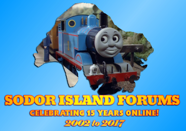 Celebarting 15 Years of Sodor Island Forums! | THE SiF BLOG