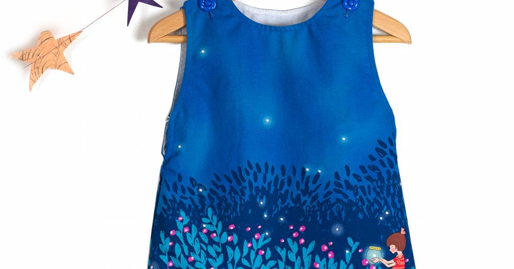 4958025d76a95d de dromenfabriek: Gratis naaipatroon A-lijn jurkje