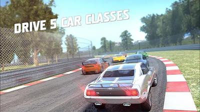 تحميل أخر إصدار لعبة سباق السيارات Need for Racing الأندرويد برابط مباشر