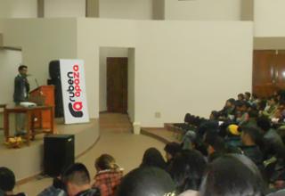 RubenApaza: Public Event - Evento Academico y Conferencias