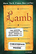 men's book club group discussion review Lamb: The Gospel According to Biff Christopher Moore
