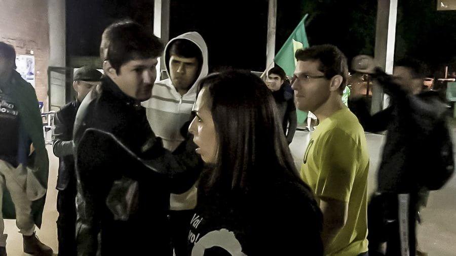 Protesto com ataques homofóbicos e racistas na UnB será investigado