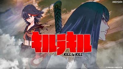 Kill la Kill Episode 1 Subtitle Indonesia
