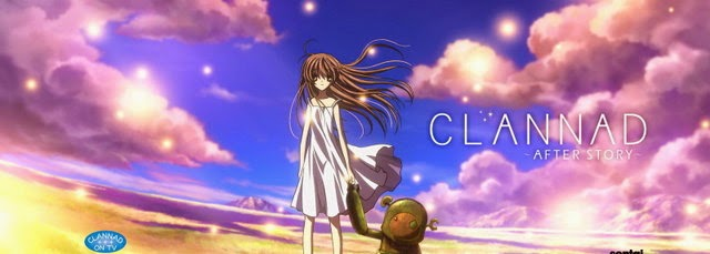 clannad anime romance terbaik yang bikin nangis