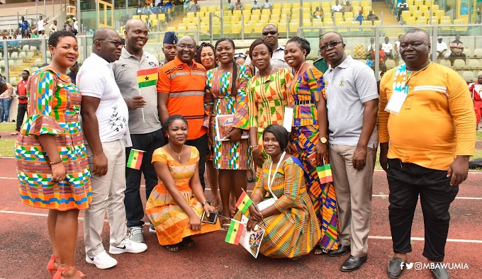 National Sports Festival returns after 6 years