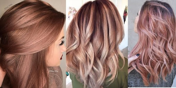 Kenra Color Ambador Guy Tang S Client Mikey Came In With Grown Out Previously Lightened Level 10 Hair For This Visit Created Rosy Gold Tones