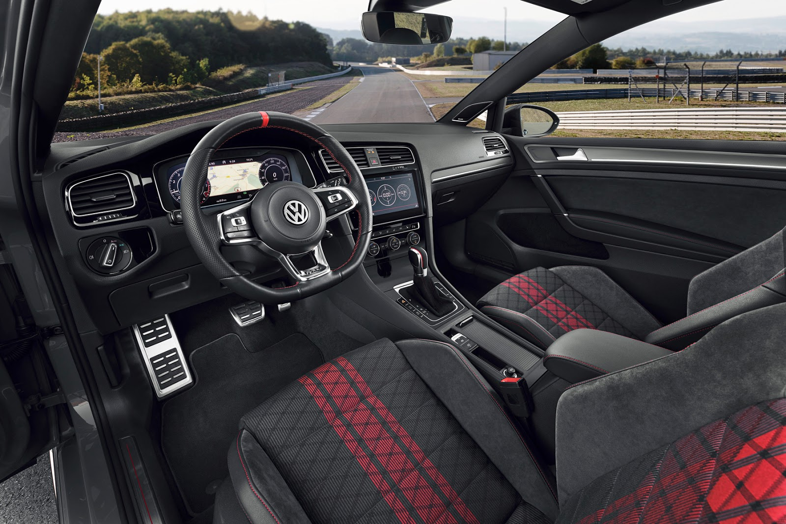 2020 Volkswagen Golf Gti Tcr Interior Exterior Design