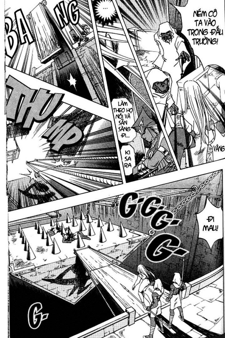 YUGI-OH! chap 310 - rồng trắng mắt xanh xuất hiện trang 7