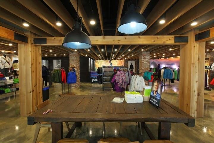 23601ff8e افكار رائعة لتصميم محلات الملابس   Interior TIPS