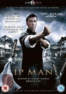 IP Man 1 (2008) ยิปมัน 1 เจ้ากังฟูสู้ยิบตา