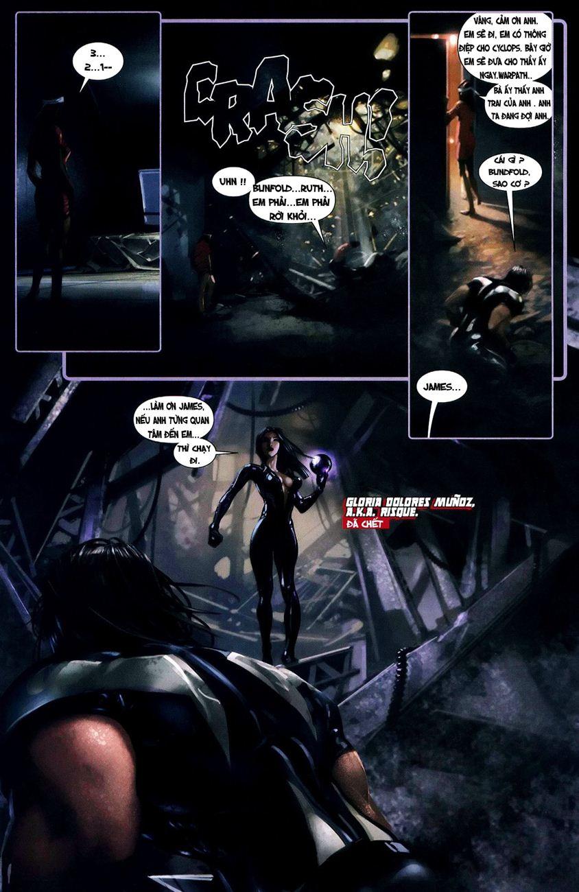 X-Men Necrosha chap 3 trang 14