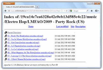 4 Cara Download Semua File dari Direktori Website atau FTP_