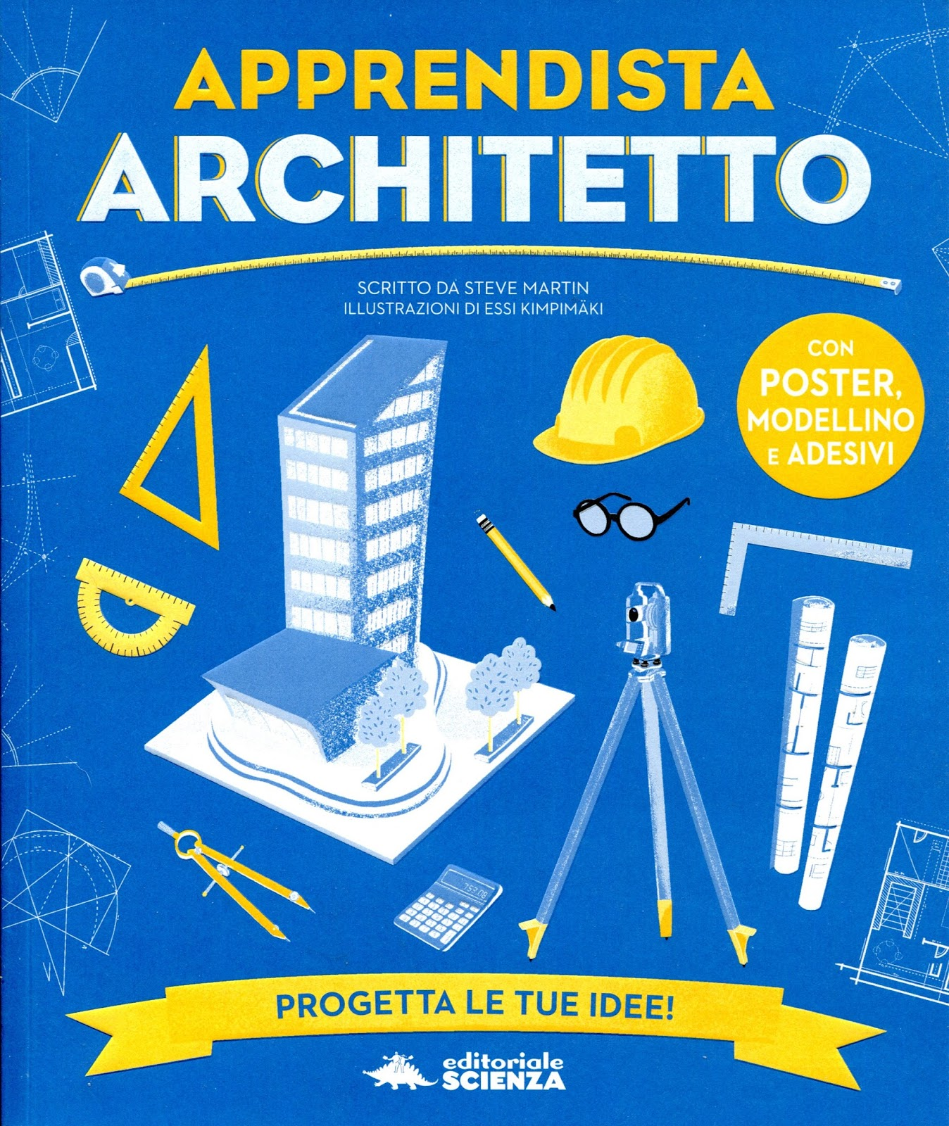 Regalo Per Architetto Femmina lettura candita: fammi una domanda!