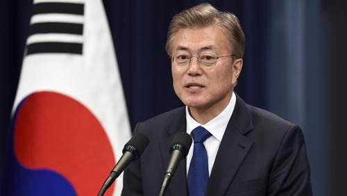 Presiden Korea Selatan Sekarang