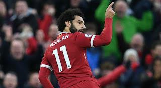 Daftar Top Skorer Liga Inggris: Mohamed Salah Memimpin