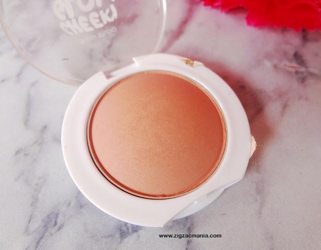 Maybelline Cheeky Glow Blush in Creamy Cinammon